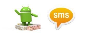 при включении телефона Android приходят старые SMS