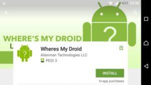 Как найти Android если он потерялся или был украден