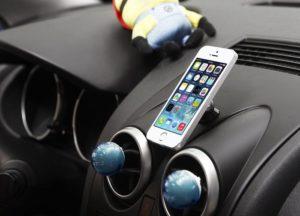 Магнитный держатель телефона для автомобиля