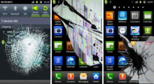 В телефоне Android мерцает/мигает экран